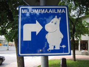 ムーミン本