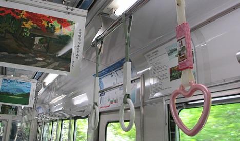 京都市の叡山電鉄